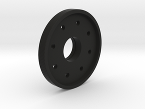 HFP-101089 Friction Plate Body in Black Natural Versatile Plastic