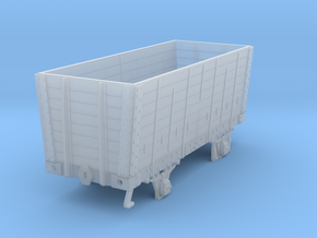 NER 4w 20T Mineral Hopper (HO) in Smooth Fine Detail Plastic