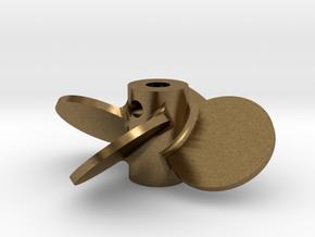 """1.25"""" - BBP 40º RH in Natural Bronze"""