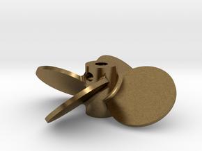 """1.50"""" - BBP 40º RH in Natural Bronze"""