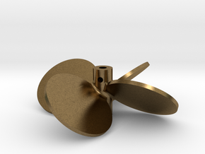 "2.50"" - BBP 40º LH in Natural Bronze"