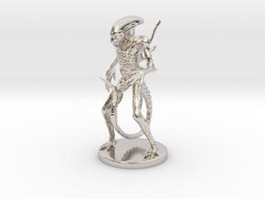 Xenomorph Miniature in Platinum: 1:60.96