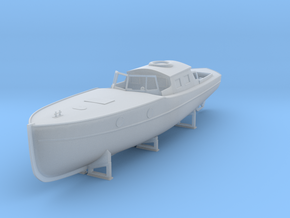 1/72 DKM 11m Admiral's Gig in Smooth Fine Detail Plastic