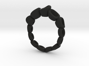 Dont know much about biology Ring.(From $13) in Black Premium Versatile Plastic: 7 / 54