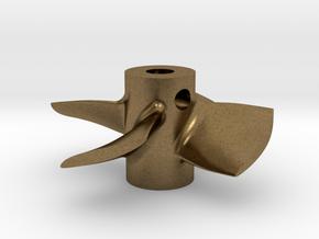 "1.00"" - BKSP RH in Natural Bronze"