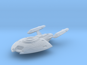 Federation Nova Class Science ship 1:7000 in Smoothest Fine Detail Plastic