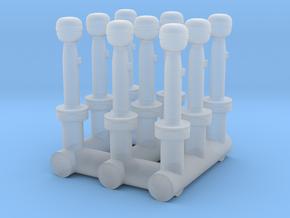 1/200 USN Pelarus Set x9 in Smooth Fine Detail Plastic