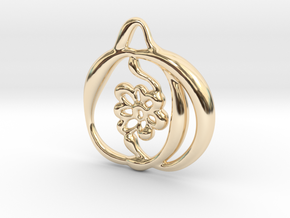 Importance of care in 14K Yellow Gold