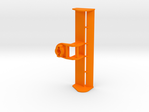 PSAV00102 rear wing for Avant Slot Kremer K8 in Orange Processed Versatile Plastic