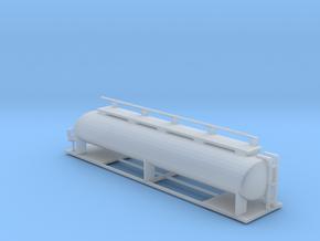 Ffestiniog Rly bogie water tanker  in Smooth Fine Detail Plastic