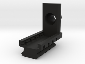 M87 Muzzle Adapter in Black Natural Versatile Plastic