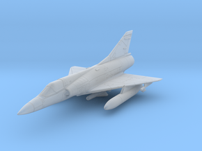 020P Mirage IIIEA 1/200 In Flight in Smooth Fine Detail Plastic