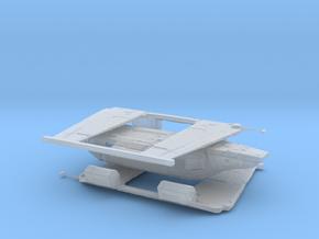 1/500 Zeta-class Imperial Cargo Shuttle in Smooth Fine Detail Plastic