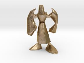 R-O-B-O by XSENSE in Polished Gold Steel
