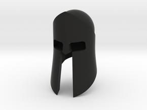 Spartan Helm for ModiBot in Black Premium Strong & Flexible