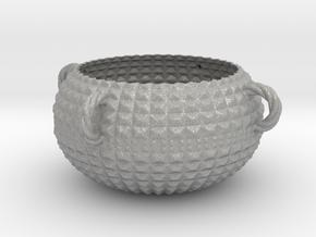 Boxy Bowl in Aluminum
