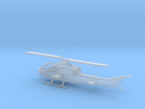 1/87 Scale Cobra AH-1W  in Smooth Fine Detail Plastic
