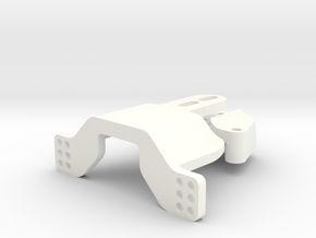 Usukani PDS Upper Arm Bridge (Without Fan) in White Processed Versatile Plastic