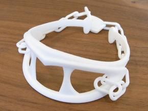 bangle 4 in White Strong & Flexible