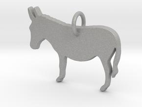 Donkey in Aluminum