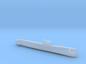 Tango-class SSK, Full Hull, 1/1800 in Smooth Fine Detail Plastic
