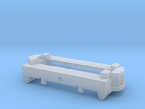 Simplex chassis only in Smooth Fine Detail Plastic