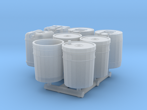 1-24_5gal_containers in Frosted Ultra Detail