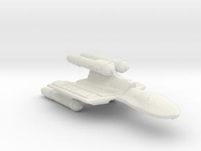 3125 Scale Romulan SuperHawk-K Command Cruiser MGL in White Natural Versatile Plastic