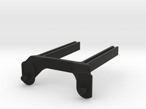 TRX-4 to HPI Venture FJ - Body Post in Black Natural Versatile Plastic