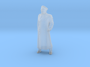 Printle F German Military I - 1/87 - wob in Smooth Fine Detail Plastic