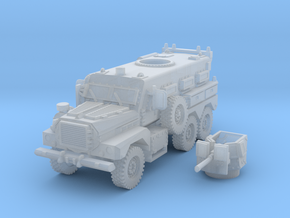 MRAP cougar 6x6 scale 1/87 in Smooth Fine Detail Plastic
