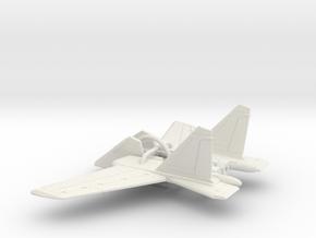 Berkut wings for Skydive in White Natural Versatile Plastic