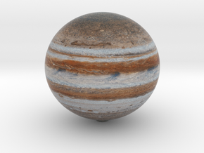 Jupiter 1:1 billion in Full Color Sandstone