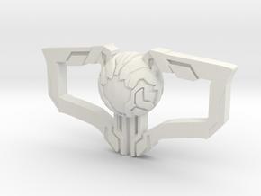 Matrix of Leadership Transformers PRIME in White Natural Versatile Plastic