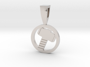 Mjollnir in Platinum