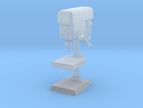 Colomn Drill , scale 1/50 in Smooth Fine Detail Plastic