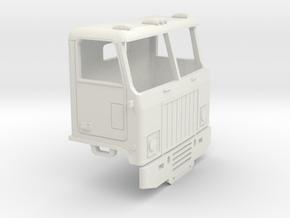 1/32 1980-88 GMCAstro95-ChevroletTitan90 DayCab Ca in White Natural Versatile Plastic