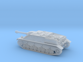 jagdpanzer IV scale 1/87 in Smooth Fine Detail Plastic