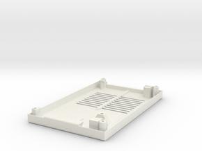 HC508_CASE_HI_r1 in White Natural Versatile Plastic