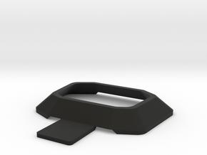 Rapidstrike Motor Cover v4 in Black Natural Versatile Plastic