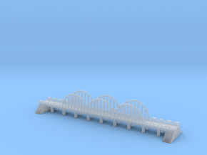1/500 Steel Road Bridge in Smooth Fine Detail Plastic