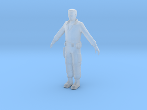Printle H Homme 1691 - 1/87 - wob in Smooth Fine Detail Plastic