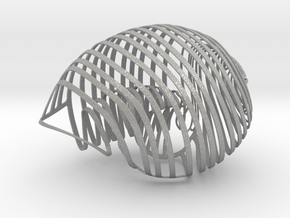 Shell pendant in Aluminum