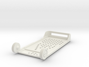 Communicator-Lid-new  in White Natural Versatile Plastic