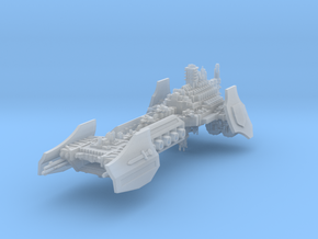 Paladin Battle Barge in Smooth Fine Detail Plastic