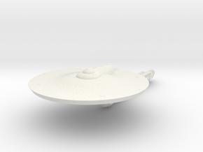 2500 Hermes mk8 Pegasus class TOS in White Natural Versatile Plastic