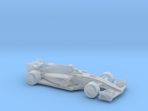 Formula 1 Z-Scale in Smooth Fine Detail Plastic: 1:220 - Z