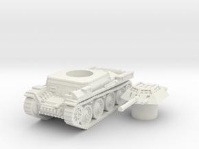 Aufklarer pz 38t scale 1/87 in White Natural Versatile Plastic