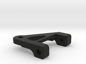 FR02 Racer - Right Upper Arm in Black Natural Versatile Plastic