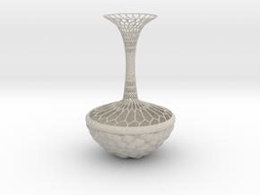 Vase 909M in Natural Sandstone